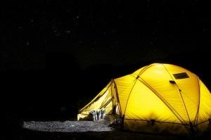 feldbett camping